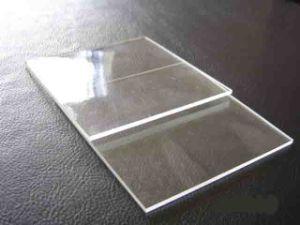 Flat Borosilicate 3.3 Glass Sheet pictures & photos