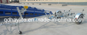 Inflatable Rib Boat Trailer with Roller pictures & photos