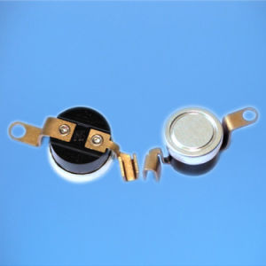 Coffee Maker Thermostat with Plastic Body and Copper Terminal (Kain-259)