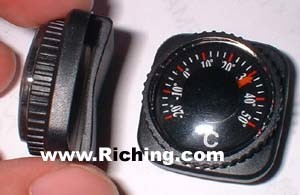 Mini Thermometer, Kanpas Compass #T Series pictures & photos