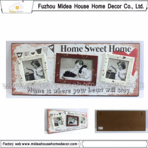 Latest Personalized Wooden Picture Frame Antique Photo Frames Home Decor pictures & photos