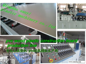 PVC Foam Sheet Production Line pictures & photos