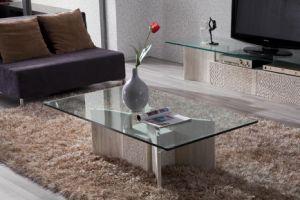 Marble Tea Table (D8809)