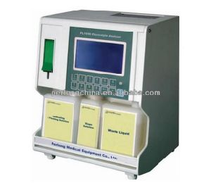 Lab Equipment Automated Electrolyte Analyzer Ea-1000b pictures & photos