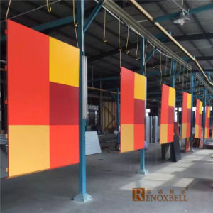 Beautiful Color Aluminum Wall Panels with 1/8′′ Thickness for Wall Facade pictures & photos