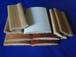 Veneered or Laminate Reducer Moulding pictures & photos