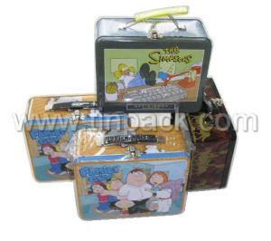 Tin Lunch Box (LQH230200100H)