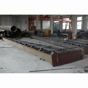 Steel Crane Beam Part