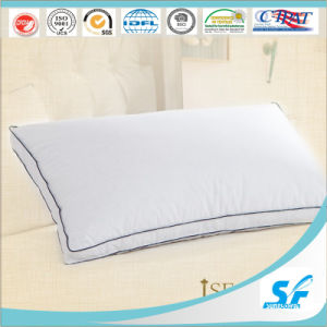2.5cm Guesst Down Alternative 100% Polyester Pillow pictures & photos