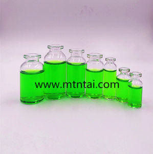 Glass Injection Vials/Flat Shoulder Glass Bottle pictures & photos
