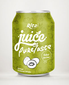 High Quality Manufacturers Beverage 250ml Kiwi Juice Drink pictures & photos