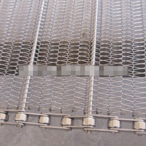 Wire Conveyor Belt for Food Freezering Conveyor pictures & photos