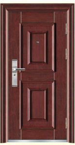 Steel Door (KD-S204)