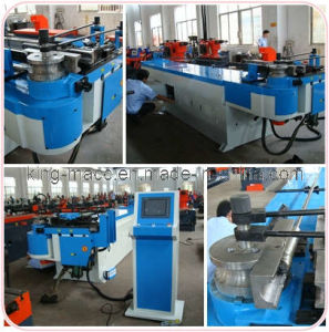 Steel Hollow Pipe Bending Machine (GM-SB-76NCB) pictures & photos