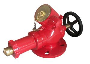 Flange Fire Hydrant Valve (HY001-001)