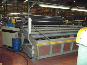 Cutting Machine For Belt