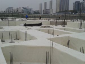 HDPE Pre-Applied Self Adhesive Waterproof Membrane pictures & photos