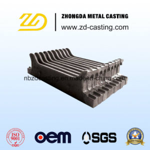 OEM Heat Resistant Steel Precision Casting Grate Bar pictures & photos
