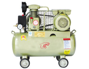 Belt-Driven Air Compressor (Z-0.036/8) pictures & photos