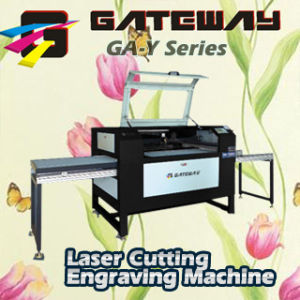 Movable Work Table Laser Cutter Ga-Y1080/1680