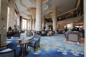 Hand Tufted / Shanghai Project Lobby Carpet pictures & photos