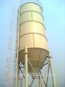 Cement Silo for Concrete Batching Plant pictures & photos