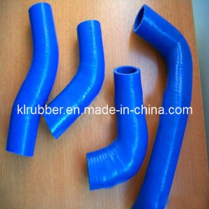Silicone Rubber Tube for Auto Parts (KL E004) pictures & photos