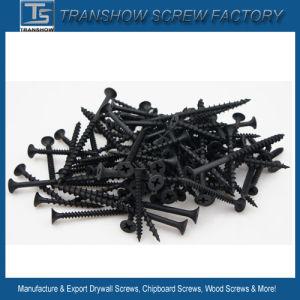 3.5X35 C1022 Steel Hardend Phosphated Black Drywall Screws pictures & photos