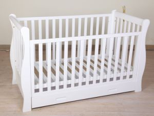 Baby Cot, Baby Crib, Baby Bed, Baby Furniture (3 in 1)