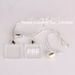 Custom Logo LED Flashing Necklaces for Promotion pictures & photos