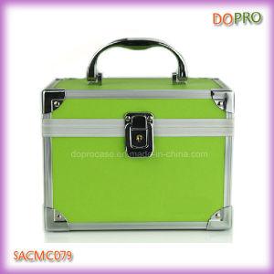 Wholesale Cheap Small Aluminum Beauty Vanity Case (SACMC079)