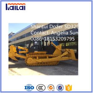 China Construction Machinery 320HP Shantui Bulldozer SD32 pictures & photos