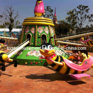 Popular Large Luxurious Amusement Park Animal Honeybee Rides