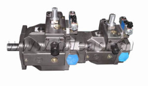 Combination A4V Hydraulic Axial Pistom Pump pictures & photos