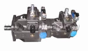 Combination A4V Hydraulic Axial Pistom Pump