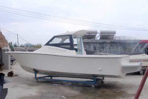 Fishing Boat (UF27)