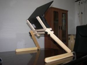 Folding Laptop Table (105)