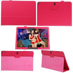Clasiic Lichee Series Leather Case with Stand for Galaxy Tab PRO 12.2 P900