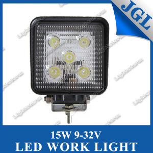 15W Waterproof Spotlight/Flood Lighting/LED Driving Light/LED Offroad Light pictures & photos