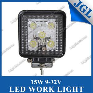15W Waterproof Spotlight/Flood Lighting/LED Driving Light/LED Offroad Light