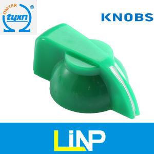 Plastic and Potentiometer Knob