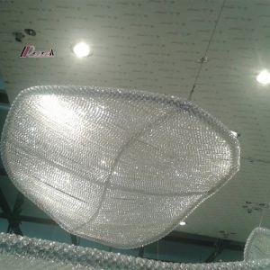 Decorative Sail Design Chandelier Light for Hotel Project pictures & photos