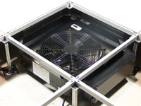 Raised Floor, The Back Ventilator, Access Floor
