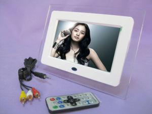 7 Inch Digital Photo Frame Player (AL0702)