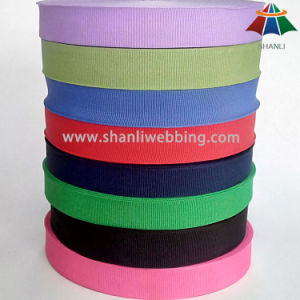Best Price Colorful Polyester Dacron Webbing Sideband pictures & photos