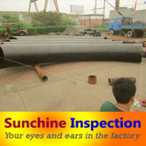 Carbon Steel Pipe Inspection in Hebei, Jiangsu, Shanghai, Beijing, Tianjin pictures & photos