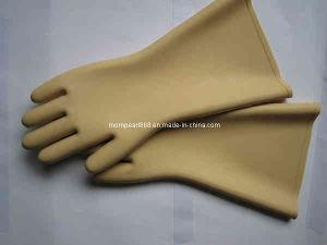5kv Insulating Rubber Gloves (MSP-IG-5KV)