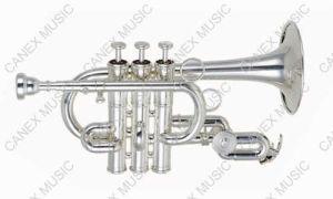 Piccolo Trumpet (GTR-200S) /Piccolo Trumpet pictures & photos