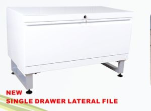 China Office Furniture Single Drawer Lateral File Cabinet