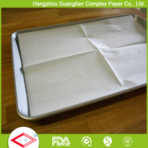 40GSM Silicone Coated Glassine Paper for Food Baking Cooking pictures & photos